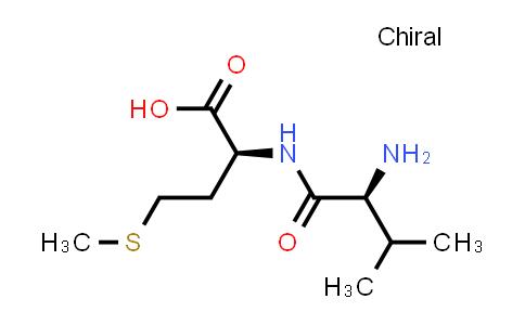 (S)-2-((S)-2-Amino-3-methylbutanamido)-4-(methylthio)butanoic acid