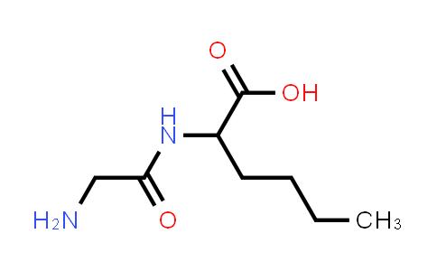 2-(2-Aminoacetamido)hexanoic acid