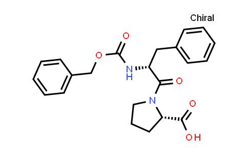 (S)-1-((R)-2-(((Benzyloxy)carbonyl)amino)-3-phenylpropanoyl)pyrrolidine-2-carboxylic acid