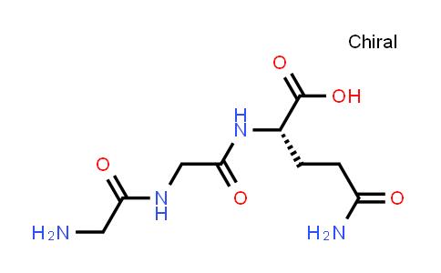 (S)-5-Amino-2-(2-(2-aminoacetamido)acetamido)-5-oxopentanoic acid