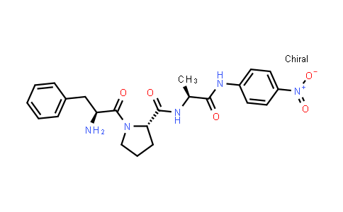 L-Phenylalanyl-L-prolyl-N-(4-nitrophenyl)-L-alaninamide