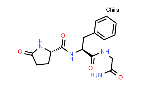 (S)-N-((S)-1-((2-Amino-2-oxoethyl)amino)-1-oxo-3-phenylpropan-2-yl)-5-oxopyrrolidine-2-carboxamide