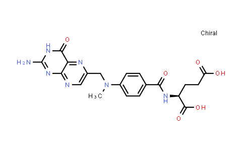 (S)-2-(4-(((2-Amino-4-oxo-3,4-dihydropteridin-6-yl)methyl)(methyl)amino)benzamido)pentanedioic acid