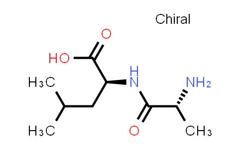 (S)-2-((R)-2-Aminopropanamido)-4-methylpentanoic acid
