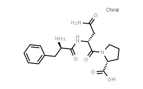 (R)-1-((R)-4-Amino-2-((R)-2-amino-3-phenylpropanamido)-4-oxobutanoyl)pyrrolidine-2-carboxylic acid