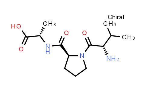 (S)-2-((S)-1-((S)-2-Amino-3-methylbutanoyl)pyrrolidine-2-carboxamido)propanoic acid