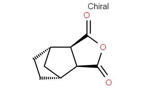 91404 - (3aR,4S,7R,7aS)-Hexahydro-4,7-methanoisobenzofuran-1,3-dione | CAS 14166-28-0