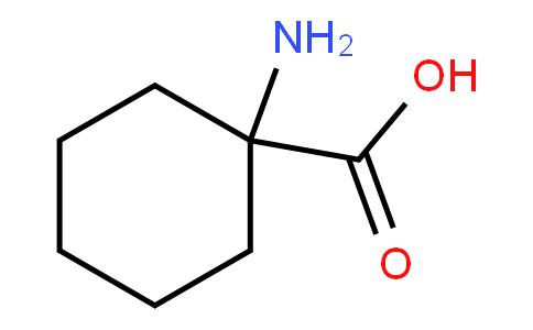 83110 - 1-aminocyclohexane-1-carboxylic acid   CAS 2756-85-6