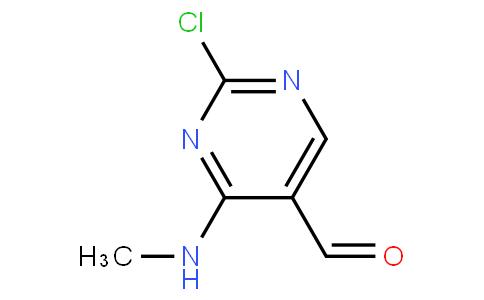 1781601 - 2-chloro-4-(methylamino) pyrimidine-5-carbaldehyde | CAS 839708-50-8