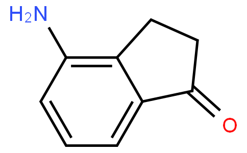 81940 - 4-Amino-2,3-dihydro-1H-inden-1-one | CAS 51135-91-2