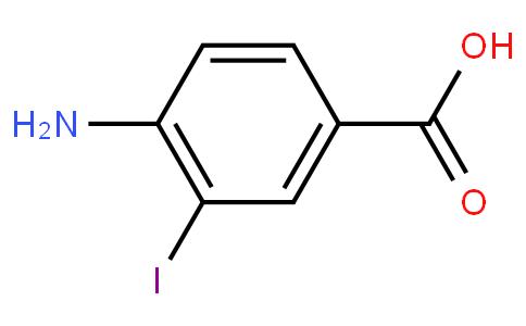 80311 - 4-Amino-3-iodobenzoic acid | CAS 2122-63-6