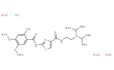 120102 - Acotiamide HCl | CAS 773092-05-0