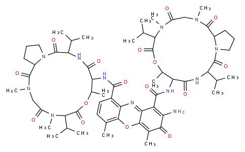 120110 - Actinomycin D | CAS 50-76-0