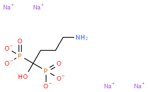 120409 - Alendronate sodium trihydrate | CAS 121268-17-5
