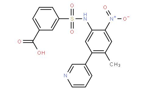 011918 - Alofanib   CAS 1612888-66-0