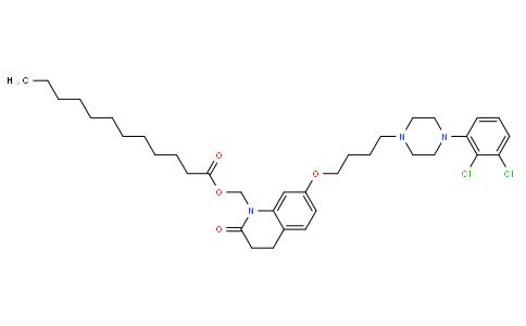 121404 - Aripiprazole lauroxil | CAS 1259305-29-7