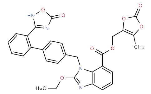 120709 - Azilsartan medoxomilo | CAS 863031-21-4