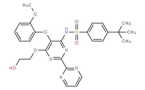 52217 - Bosentan Hydrate | CAS 157212-55-0