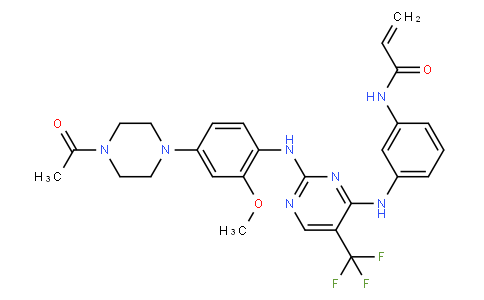 60701 - CO-1686(Rociletinib) | CAS 1374640-70-6