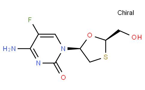 52111 - Emtricitabine | CAS 143491-57-0