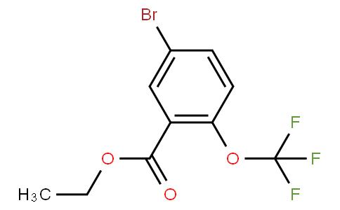 80307 - Ethyl 5-bromo-2-(trifluoromethoxy)benzoate | CAS 773135-66-3