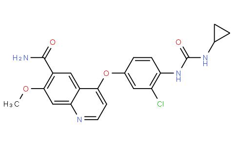 52025 - Lenvatinib (E7080) | CAS 417716-92-8