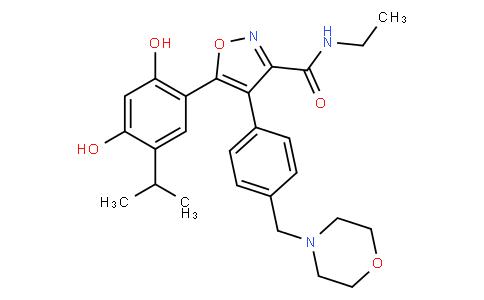 51703 - Luminespib(NVP-AUY922) | CAS 747412-49-3