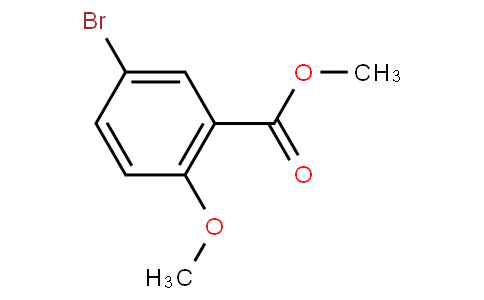 80306 - Methyl 5-bromo-2-methoxybenzoate | CAS 7120-41-4