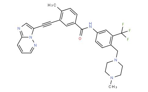 52107 - Ponatinib (AP24534) | CAS 943319-70-8