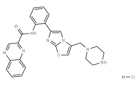 52007 - SRT1720 | CAS 1001645-58-4(HCl);925434-55-5(free base)