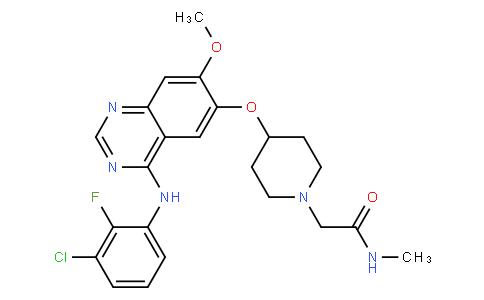 60301 - Sapitinib(AZD8931) | CAS 848942-61-0