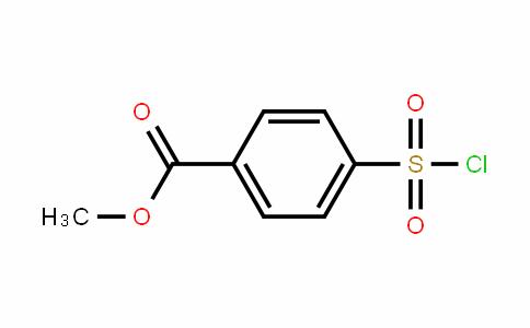 4-(氯磺酰基)苯甲酸甲酯