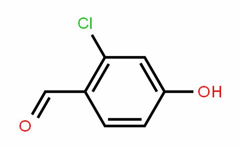 2-Chloro-4-hydroxybenzaldehyde