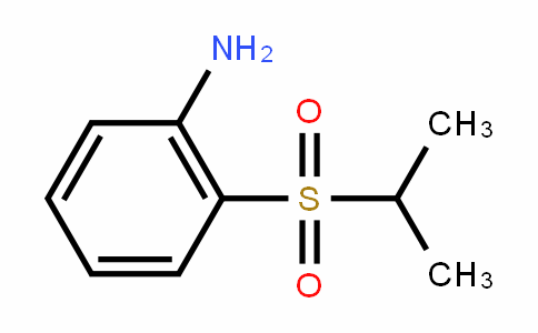1-氨基-2-(异丙基磺酰基)苯