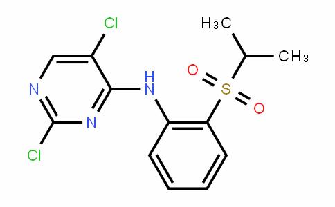 2,5-dichloro-N-(2-(isopropylsulfonyl)phenyl)pyrimidin-4-amine
