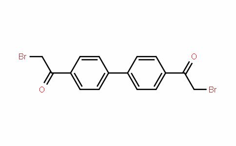 4,4'-Bis(2-bromoacetyl)biphenyl