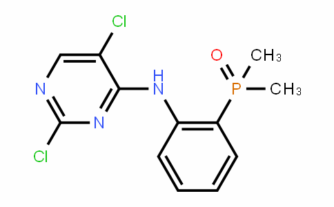 2,5-dichloro-N-(2-(diMethylphosphoryl)phenyl)pyriMidin-4-aMine