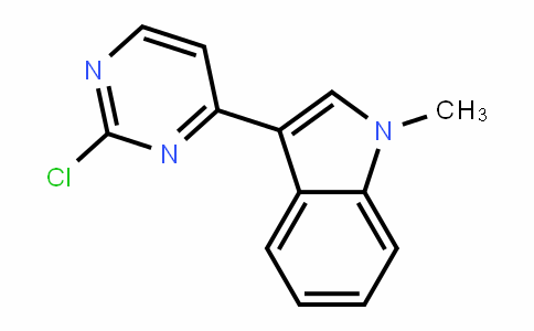 3-(2-chloropyriMidin-4-yl)-1-Methylindole
