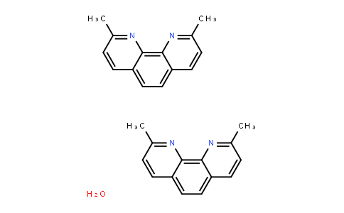 2,9-Dimethyl-1,10-phenanthroline hemihydrate
