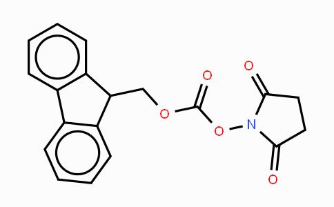 Fmoc-OSu N-(9-Fluorenylmethoxycarbonyloxy)succinimide