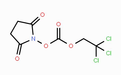 Troc-OSu Succinimidyl-2,2,2-trichloroethyl carbonate