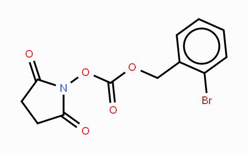 Z(2-Br)OSu N-(2-Bromobenzyloxycarbonyloxy)succinimide