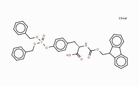 Fmoc-Tyr(PO3Bzl2)-OH