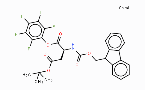 Fmoc-Asp(OtBu)-Opfp