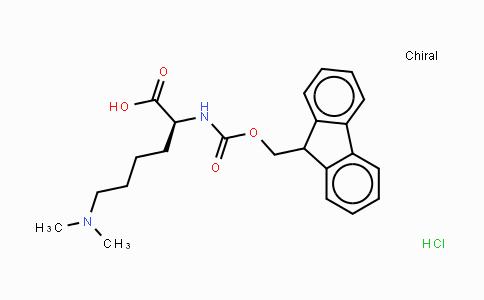 Fmoc-Lys(Me2)-OH.HCl