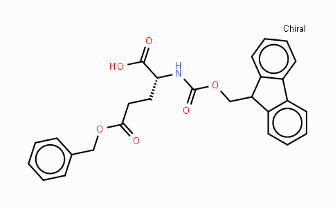 Fmoc-D-Glu(OBZL)-OH