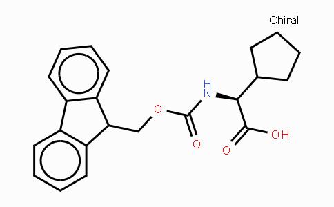 Fmoc-Cpg-OH Fmoc-Gly(Cyclopentyl)-OH
