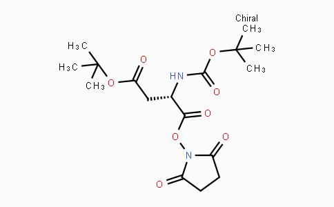 Boc-Asp(OtBu)-Osu