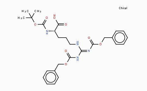 Boc-Arg(Z)2-OH