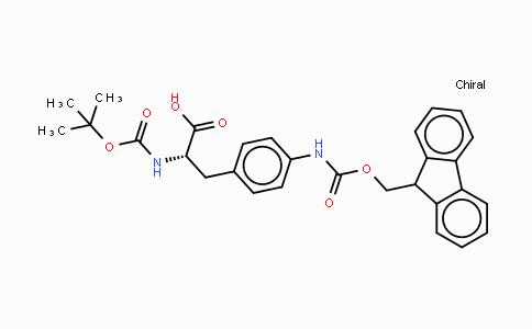 Boc-Phe(4-NHFmoc)-OH
